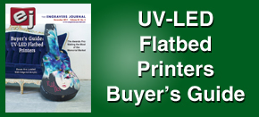 UV-LED Flatbed Printers Buyers Guide