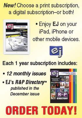 Order a New or Renewal Subscription to EJ