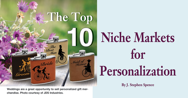 The Top 10 Niche Markets for Personalization