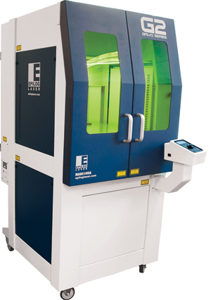 "The G2 Galvo is a galvo laser from Epilog Laser that features a 24"" x 24"" engraving area."