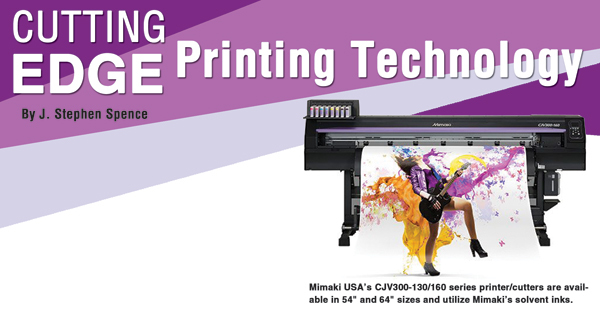 Cutting Edge Printing Technology