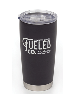 Johnson Plastics Plus recently introduced a new line of drinkware that includes travel mugs.