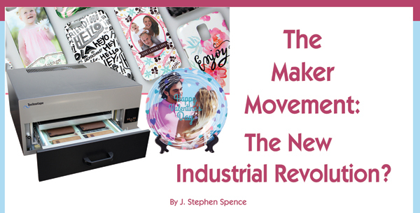 The Maker Movement: The New Industrial Revolution?