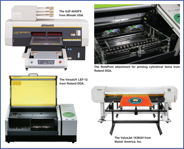 Buyer's Guide: UV-LED Flatbed Printers