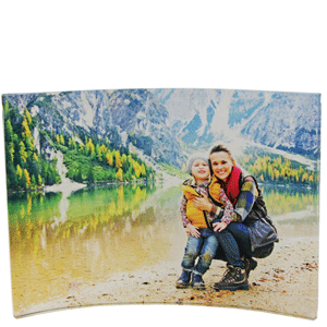 ColorLyte Acrylic from Condé Systems, Inc. can be sublimated with full-color images.