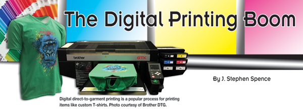 The Digital Printing Boom