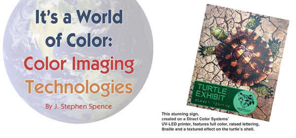 It's a World of Color: Color Imaging Technologies